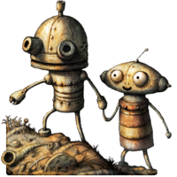 机械迷城 Machinarium